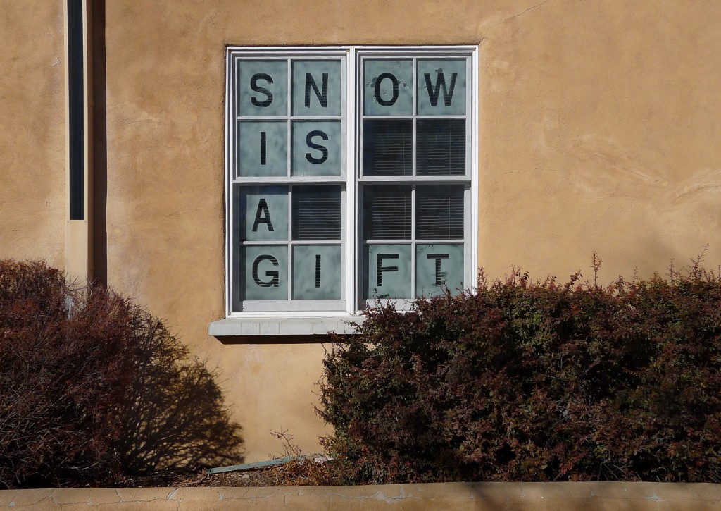 Snow Is A Gift - Sarah Pino